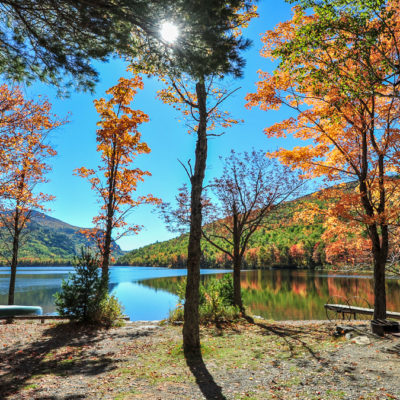 Fall Colors in Presque Isle
