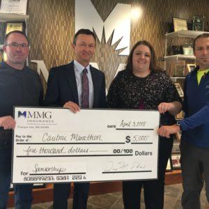 MMG Sponsors 2018 Caribou Marathon