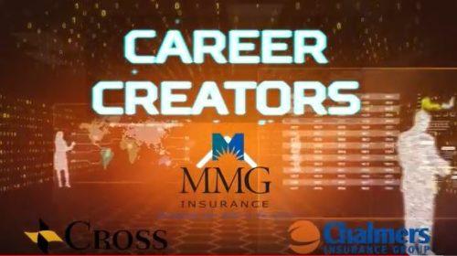 Career Creators video title